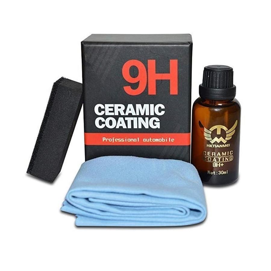 Recubrimiento Ceramico Hktianmei  3 años + Claybar