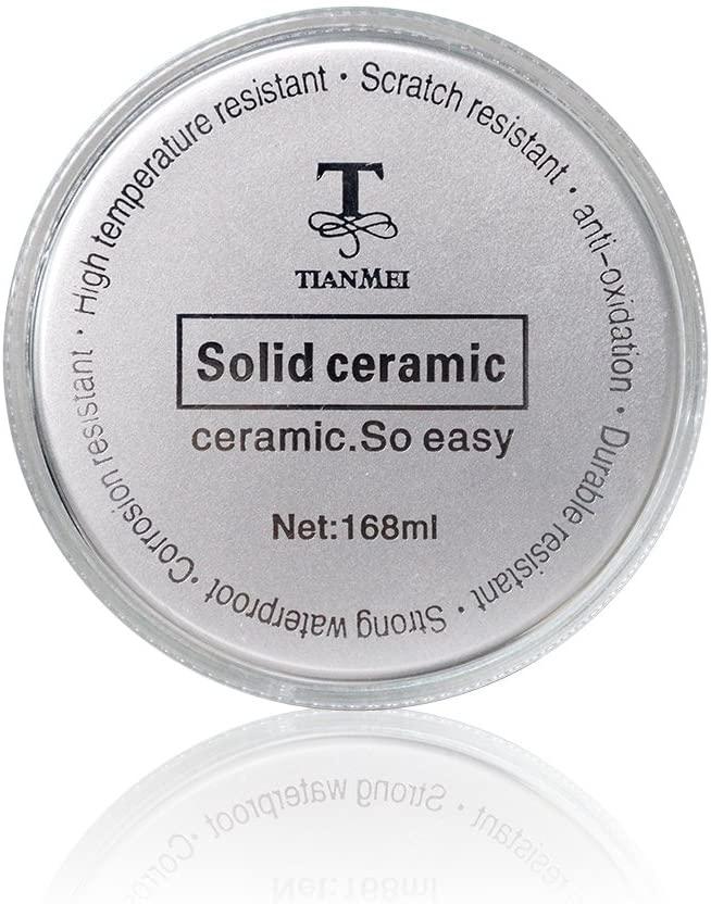 Cera Sio2 Ceramica Transparente Efecto Espejo Alta Concentracion